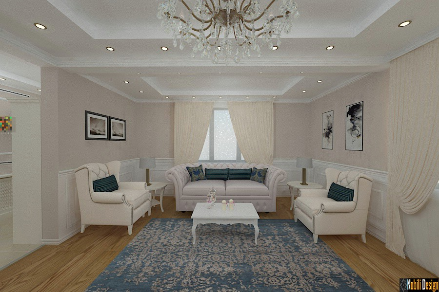 Design interior casa clasica in brasov firma design interior brasov nobili interior design - Casa interior design ...