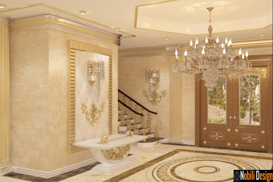 Services - interior design - villas