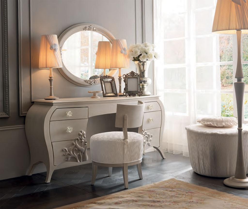 masa toaleta birou taburet dormitor clasic italia pret
