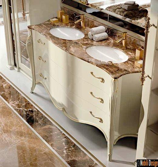 mobila baie clasica italia opera fp 3043 alba | Mobila - de - baie - Constanta.