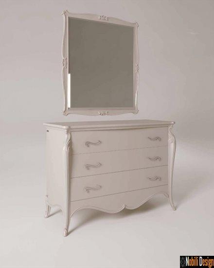 mobila living dormitor comoda clasica italia opera fp 3052 alb |Mobila - living - italia - Ploiesti.