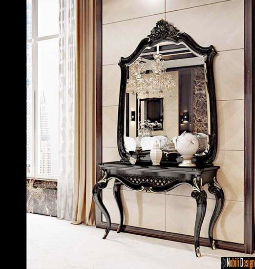 mobila living dormitor consola oglinda italiana opera fp 3039 | Mobila - living - Consola - clasica - Constanta