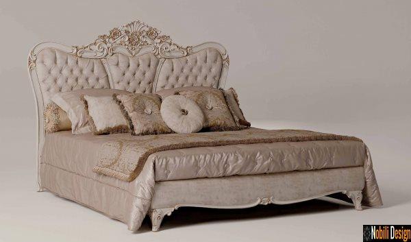 mobila living dormitor pat lemn clasic italia opera fp 3065 lba | Mobila- dormitor - pat - de - lux - Italia - Cluj.