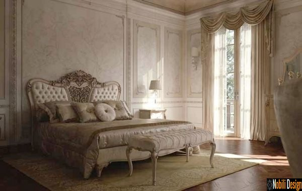 mobila living dormitor pat lemn clasic italia opera fp 3066 lcr fa | Mobila - lemn - set - dormitor - italiana - clasic  - Bucuresti.