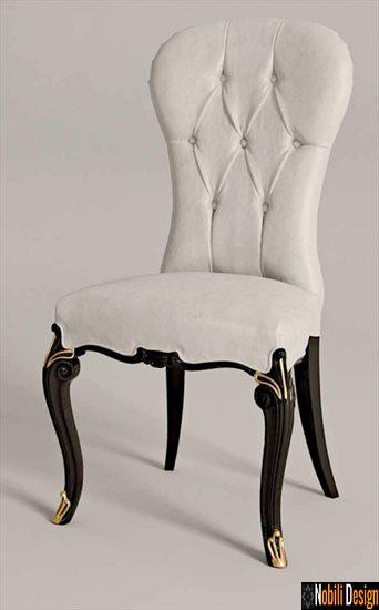 mobila living dormitor scaune lemn clasice italia opera fp 3016 | Scaune - living - tapitate - Constanta.