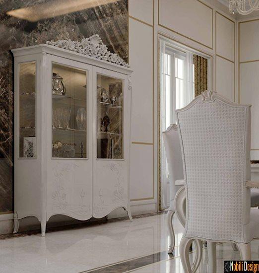 mobila living dormitor vitrina italiana opera 3007 gavi | Mobila - living - Italia - vitrina - Brasov.