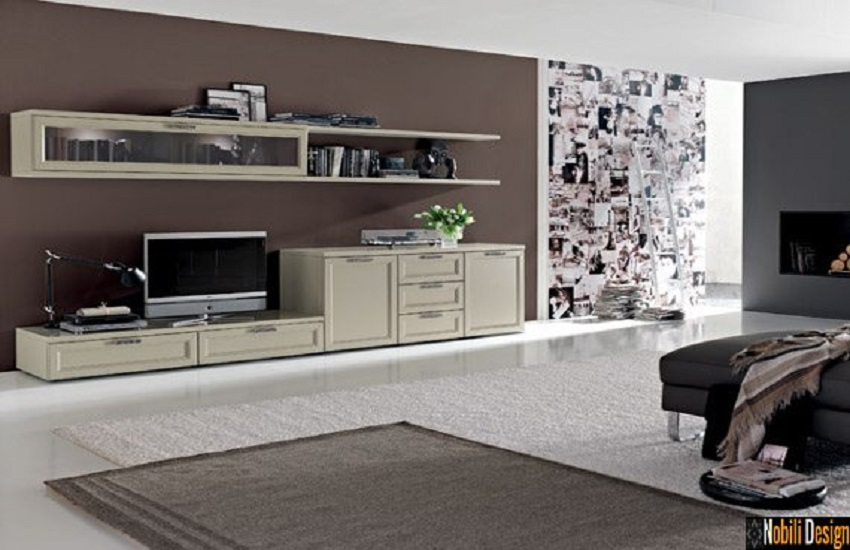 mobila living italia clasica moderna santa rosa Vogue Bucuresti