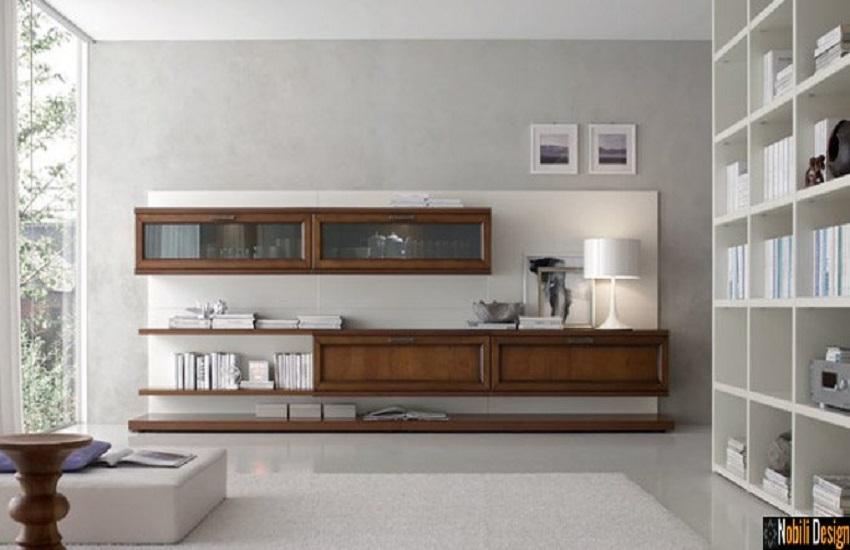 mobila living italia clasica moderna santa rosa Vogue lemn fag