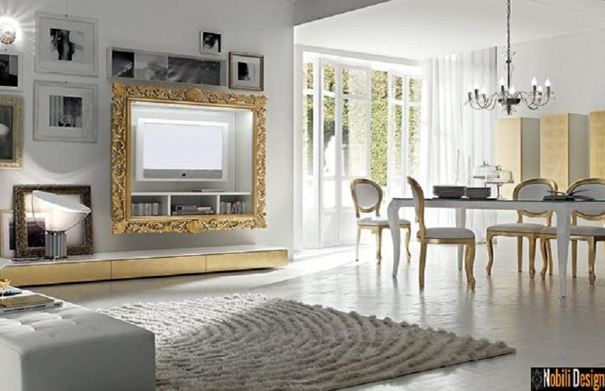 mobila living italia santa rosa Vogue parete