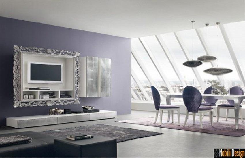 mobila living italia santa rosa Vogue pareti