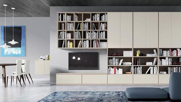 Mobila - living - moderna - Italia - in - Constanta| Mobilier - living - italian - spagnol 424.