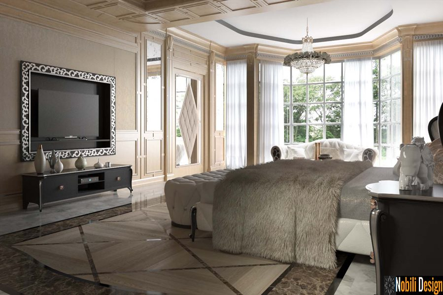 mobila living stil clasic producator italia