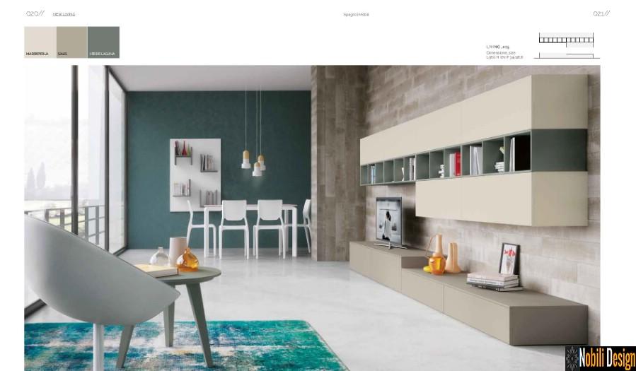 mobila living sufragerie moderna Bucuresti