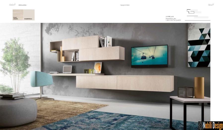 mobila living sufragerie moderna Navodari