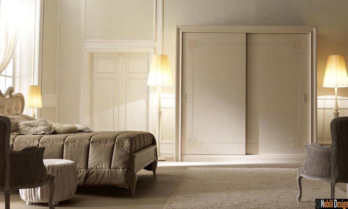mobilier dormitor dulap haine italia