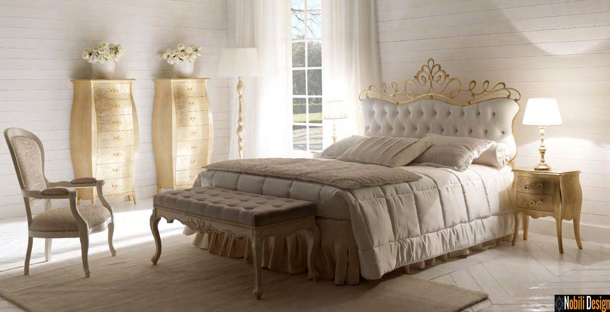 mobilier dormitor italian pat comoda de lux meteora
