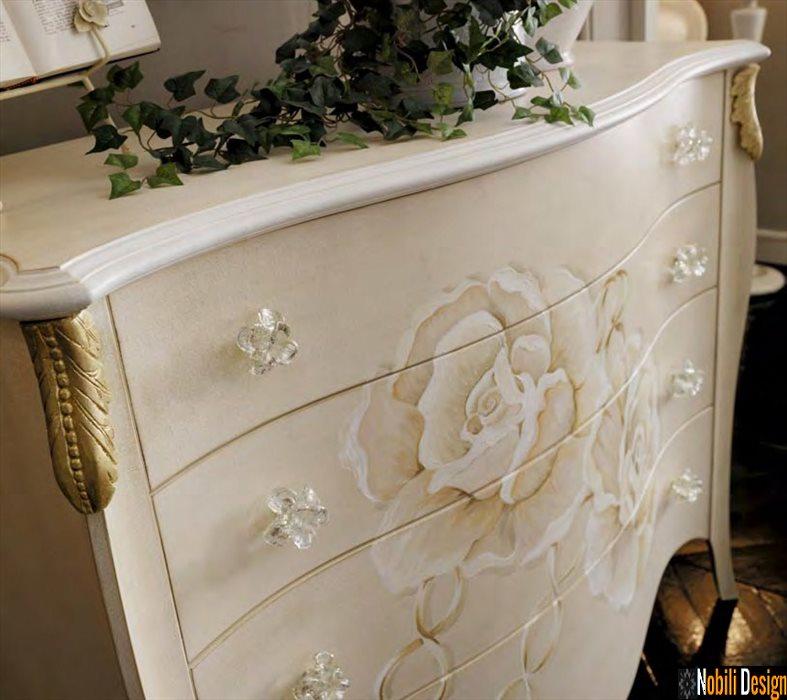 mobilier dormitor lemn clasic italia meteora