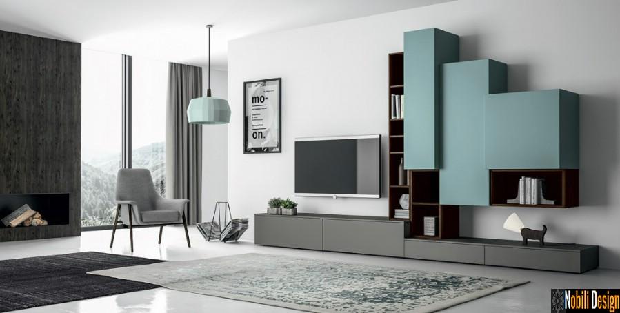 Mobilier living modern colectia slim italia - Disenadores de muebles modernos ...