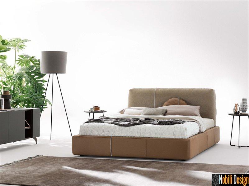 pat tapitat dormitor SANDERS Ditre Italia | Mobila - dormitor - Mangalia