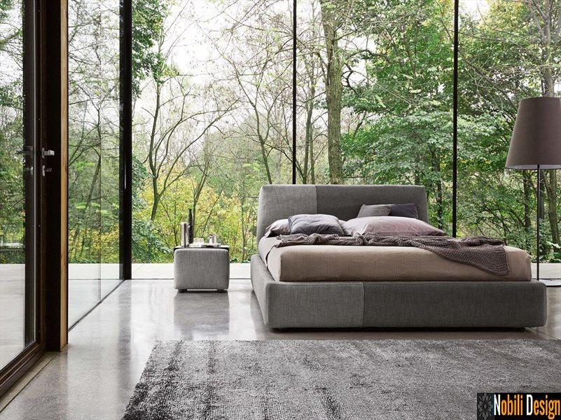 pat tapitat dormitor SANDERS Ditre Italia | Mobilier - dormitor - Constanta