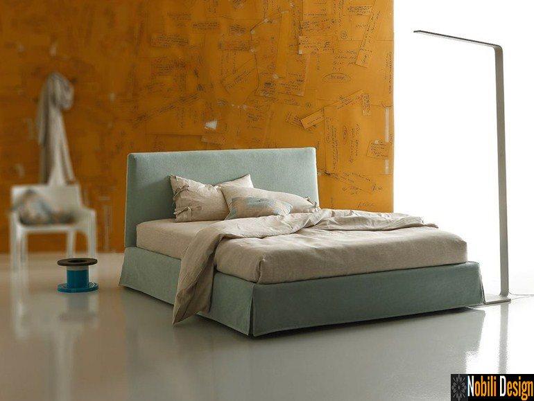pat tapitat dormitor stofa piele ADEL Ditre Italia | Magazin - mobila - Constanta
