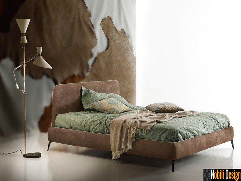 pat tapitat dormitor stofa piele ARIS Ditre Italia | Mobilier - dormitor - Bucuresti