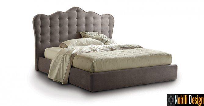 pat tapitat dormitor stofa piele VIRGIL Ditre Italia | Design  - interior - mobila - italiana