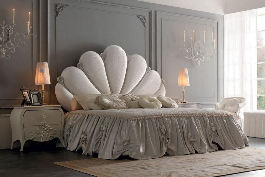 pat dormitor tapitat de lux capri meteora italia