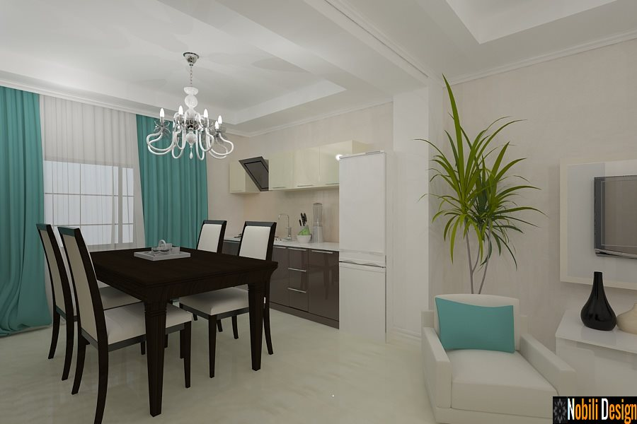 Proiecte design interior case vile moderne nobili for Case moderne design