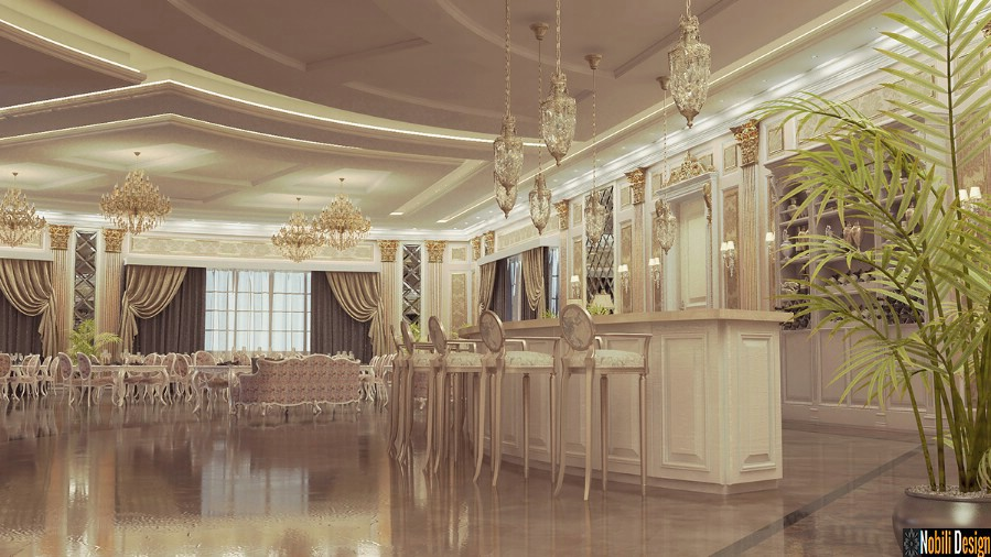 designer interior clasic eventimente  | Firma amenajari salon evenimente.