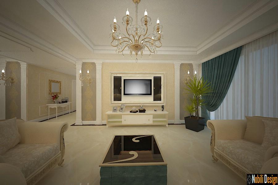 amenajare casa cu mansarda stil clasic constanta | Design interior Constanta.