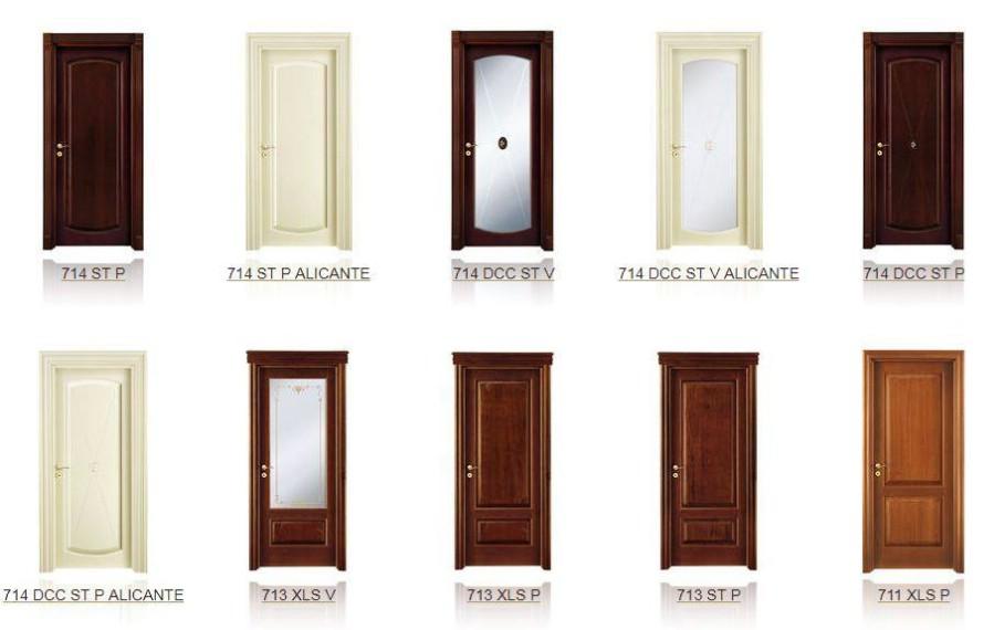 Usi - de - interior - stil - clasic - braila| Amenajari - interioare - Braila.
