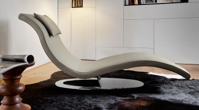Fotoliu chaise longue art dallagnese