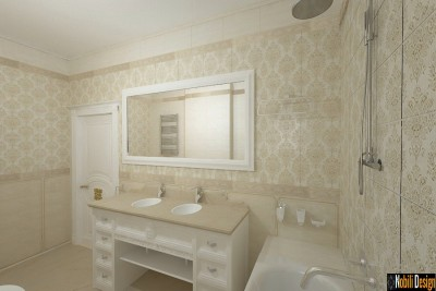 Design interior baie casa stil clasic Drobeta-Turnu Severin (4)