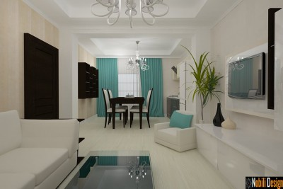 Design - interior - vila - moderna - Bucuresti - sector 3