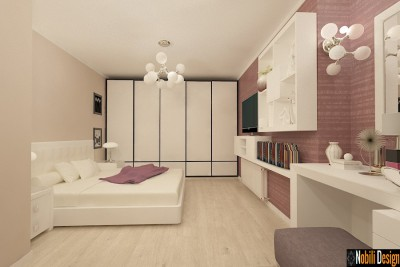 Design interior apartament modern Bucuresti