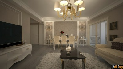 Design interior apartament in Galati