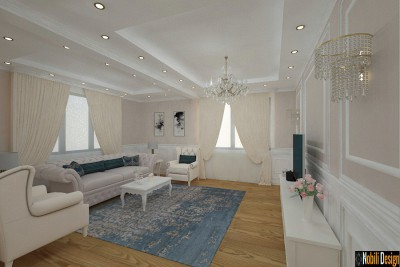Design interior casa in Braila