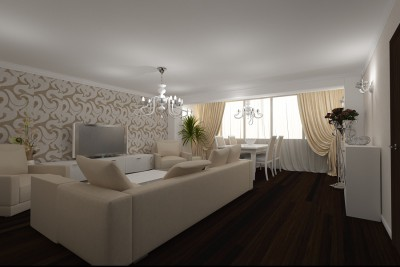 Design interior apartament modern - Amenajare apartament Constanta
