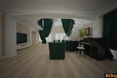 design interior case clasice prahova