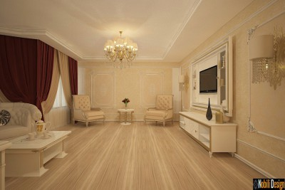 Design interior case Pitesti