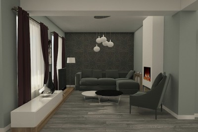 Design - interior living braila pret.