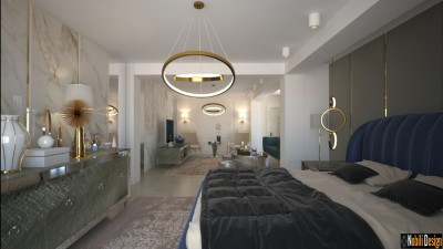 Design interior case moderne in Constanta