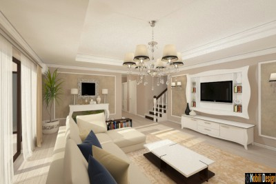 design interior living clasic casa constanta
