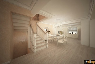 Design interior living open space casa bucuresti (2)