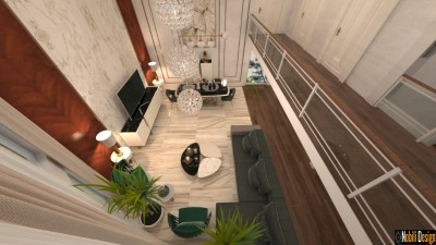 Design interior living case moderne bucuresti (7)